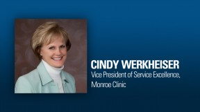 Monroe Clinic Leans Itself