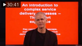 An Introduction to Complex Service Delivery Processes - The Airport Experience