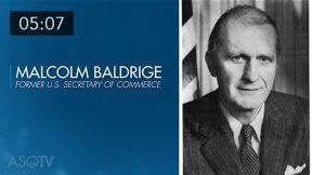 Baldrige Criteria and Winners