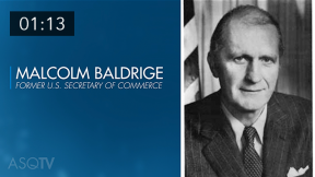 What is the Baldrige Program?