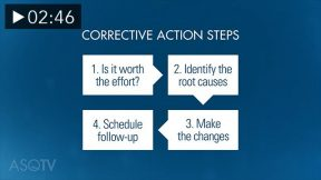 Don't Confuse Nonconformance, Corrective, and Preventive Actions